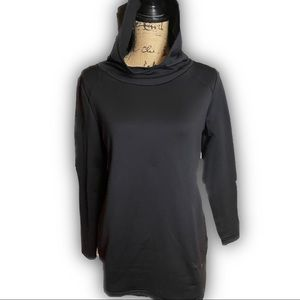 XERSION Black Pull Over Athletic Hoodie
